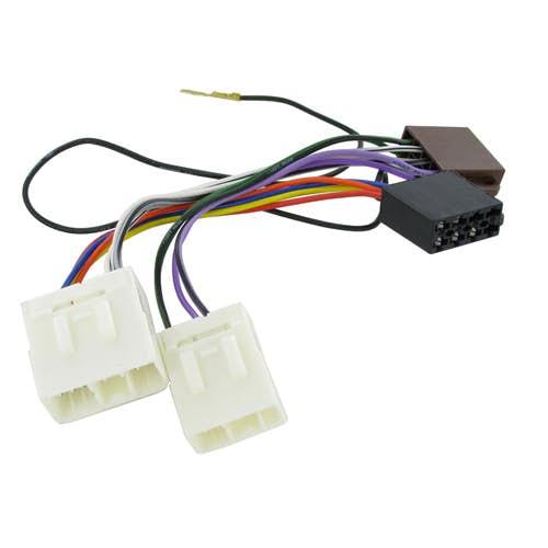 ISO konektor za Mazda Demio (1998 - 2000)