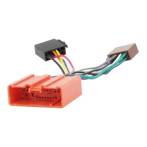 ISO konektor za Mazda Demio (2000 - 2002)