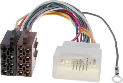 ISO konektor za Mitsubishi (od 2007 naprej)