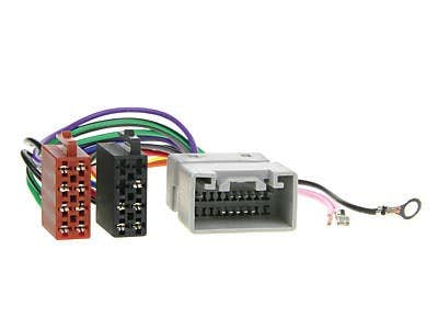 ISO konektor za Peugeot 4007 brez navigacije (2007 - 2012)