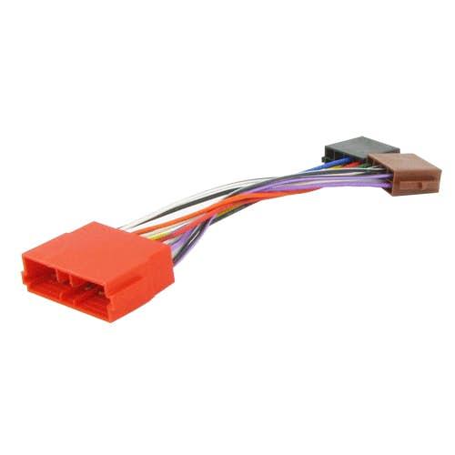 ISO konektor za Peugeot 106, 405, 505