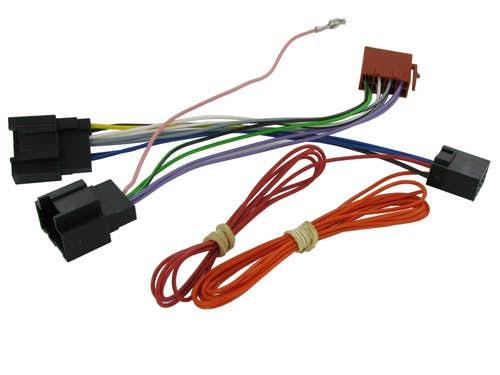ISO konektor za Saab 9-3 (2006 -)