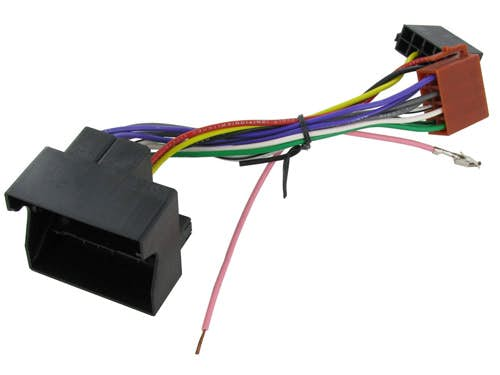 ISO konektor za Škoda Yeti (2009 -)