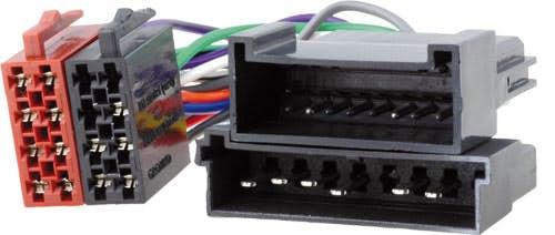 ISO konektor za Volkswagen Sharan (1995 - 2000)