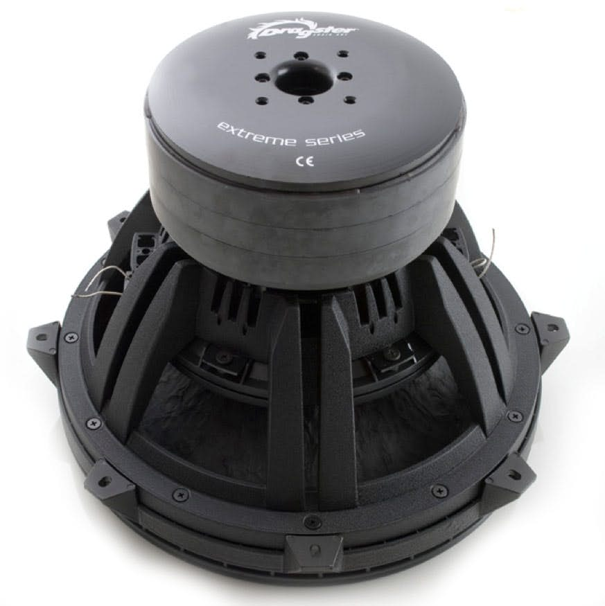 Nizkotonec Dragster DWC 228.1 (2 x 2 Ω)