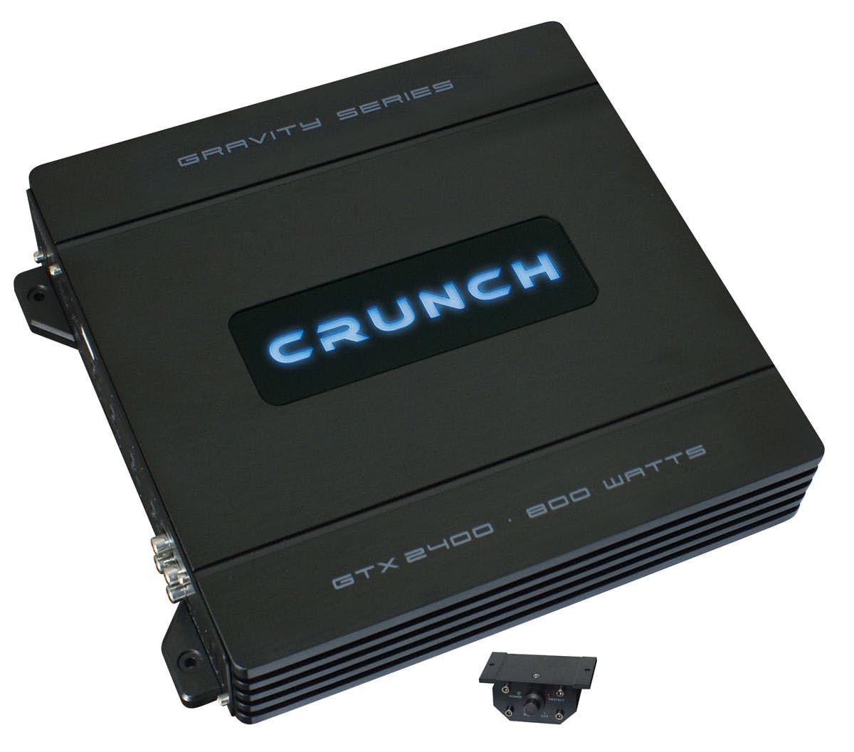 Avtoojačevalec Crunch GTX 2400 (2-kanalni)