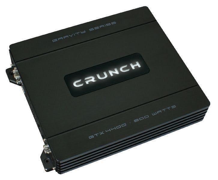 Avtoojačevalec Crunch GTX 4400 (4-kanalni)