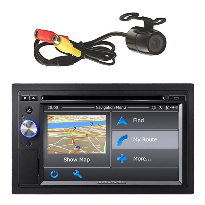 Navigacija Blaupunkt New York 845 (GPS - Navi) + kamera