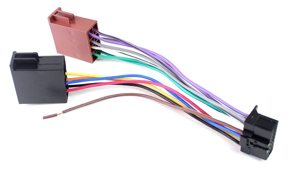 Pioneer ISO konektor