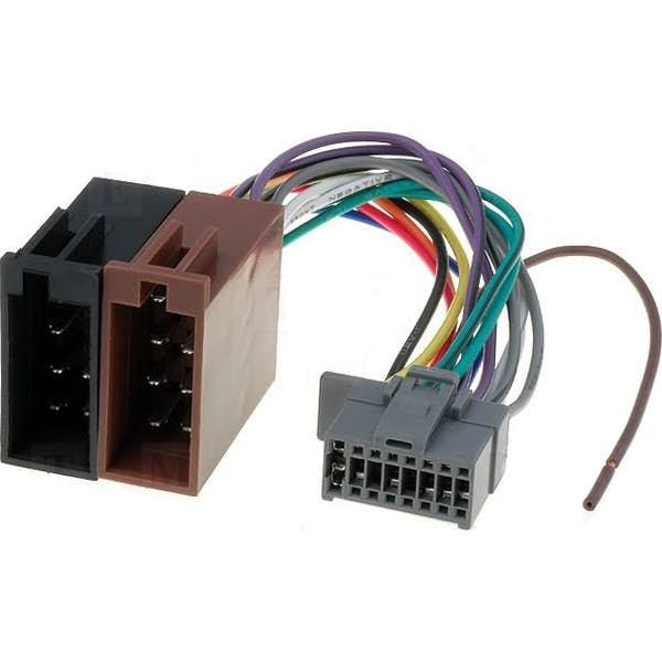 Panasonic ISO konektor