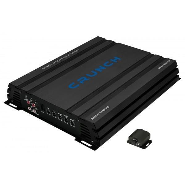 Avtoojačevalec Crunch GPX 2000.1D (1-kanalni)