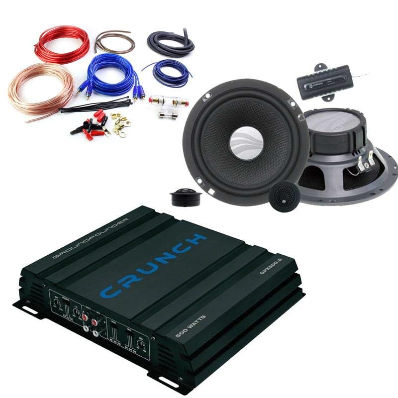 Starter Audio Pack + brezplačni kabli