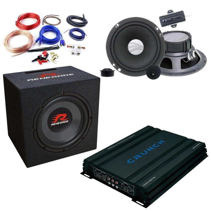 Full Audio Pack + brezplačni kabli