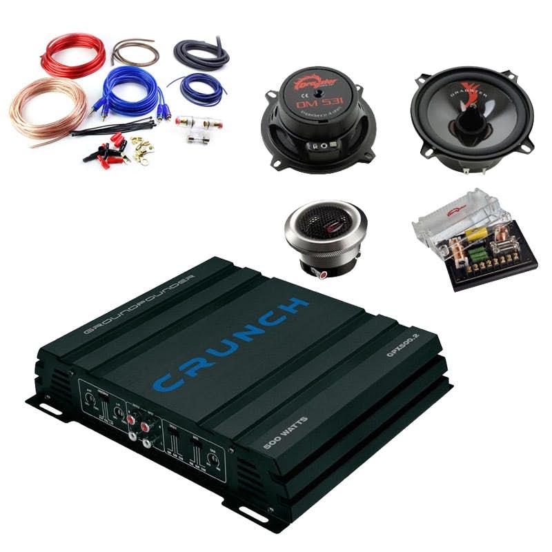 Starter Audio Pack 2 + brezplačni kabli