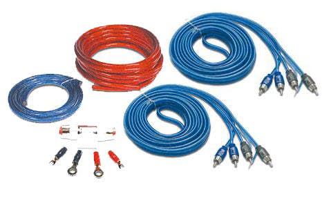 Komplet kablov 35 mm2 (za 4-kanalne ojačevalce)