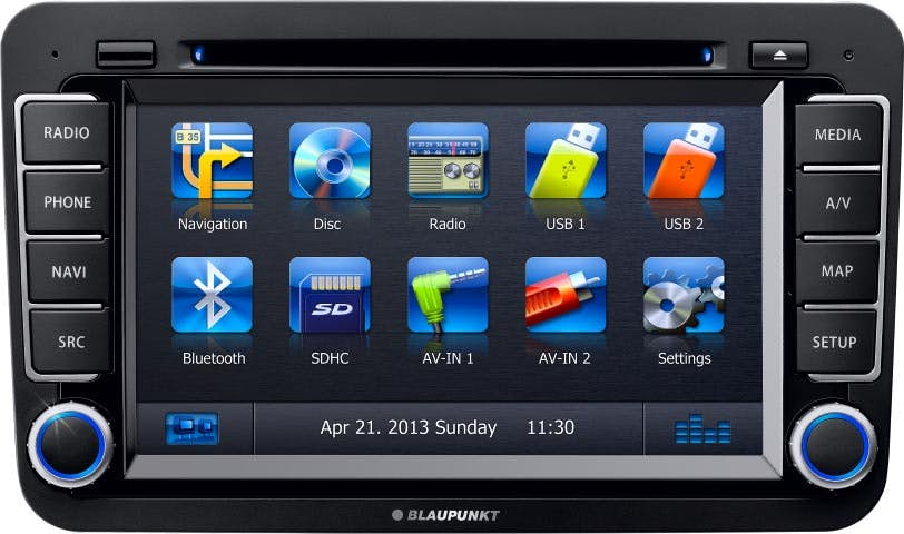 Avtoradio Blaupunkt Philadelphia 845 World - Akcija