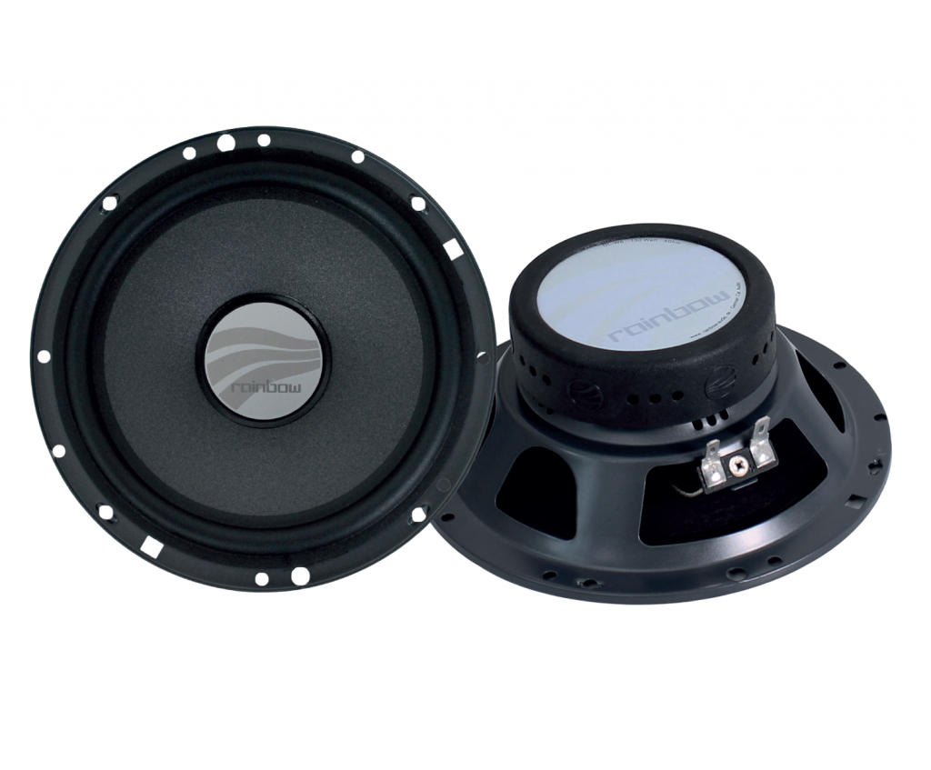 Avtozvočniki Rainbow Woofer Set DL-W6
