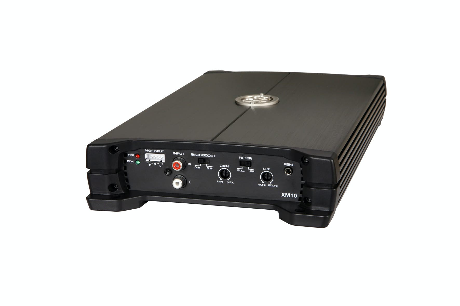 Avtoojačevalec DLS XM-10 (1-kanalni)