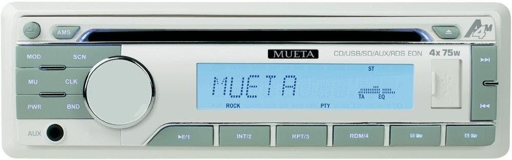 Avtoradio Caliber Mueta A4M marine