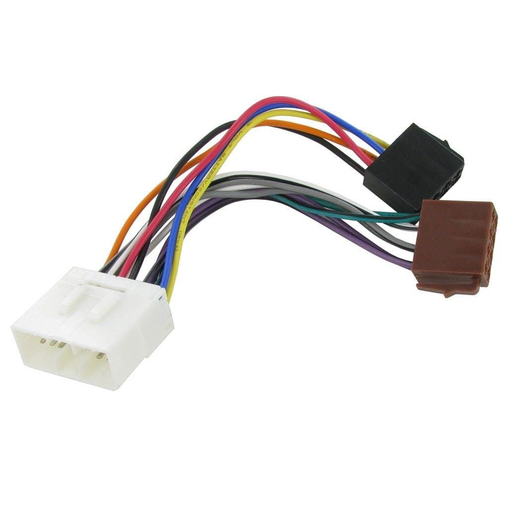 ISO konektor za Subaru - več modelov (DO 2007)