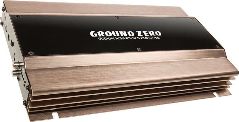 Avtoojačevalec Ground Zero GZIA 1.600HPX (1-kanalni)