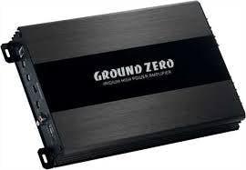 Avtoojačevalec Ground Zero GZIA 2235HPX-II (2-kanalni)