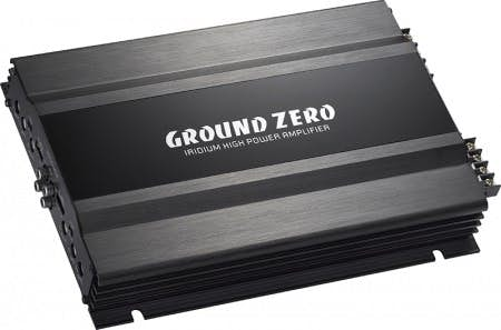 Avtoojačevalec Ground Zero GZIA 4115HXP (4-kanalni)