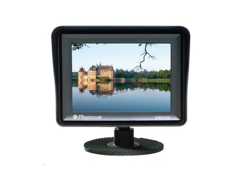 "Phonocar monitor 3,5"""