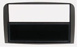 Maska za Alfa Romeo 147 (1-DIN ali 2-DIN, 2007 - 2010)