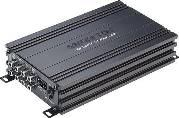 Zvočni procesor Ground Zero GZCS 6-8DSP