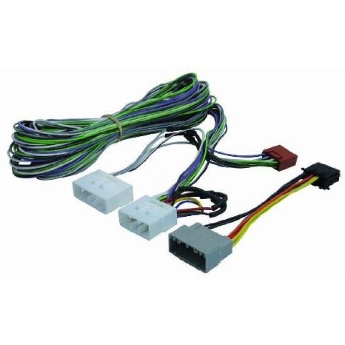 ISO konektor za Dodge (več modelov, z ojačevalcem)