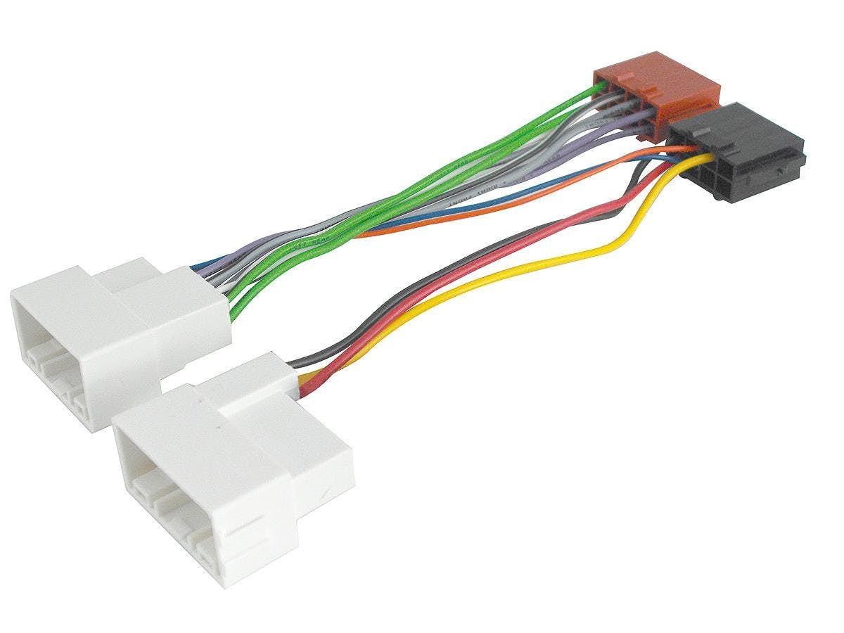 ISO konektor za Kia Picanto, Rio, Sorento, Sportage (2011 -)