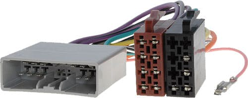 ISO konektor za Mitsubishi ASX (z navigacijo)