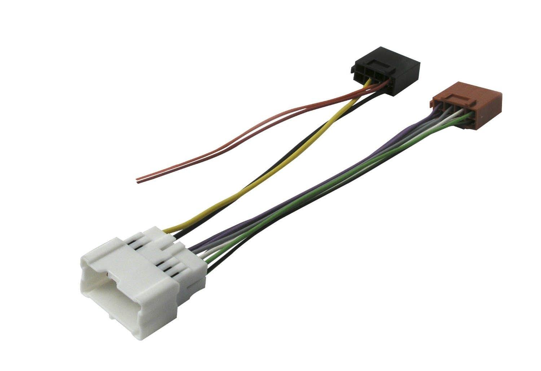 ISO konektor za Renault Megane, Scenic, Koleos (2012 -)