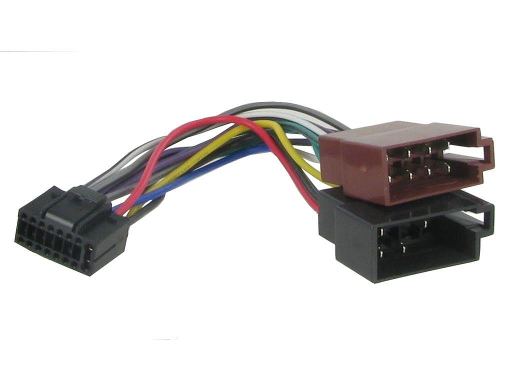 Kenwood ISO konektor