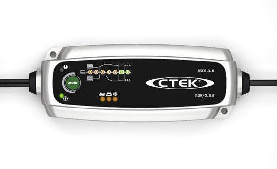 Polnilec Ctek MXS 3.8 - Akcija