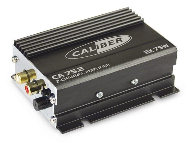 Ojačevalec Caliber CA75.2 (2-kanalni)