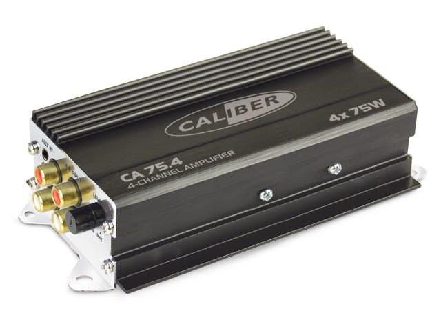 Ojačevalec Caliber CA75.4 (4-kanalni)
