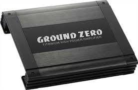 Avtoojačevalec Ground Zero GZTA 2155X-B  (2-kanalni)