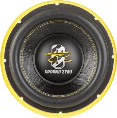 Nizkotonec Ground Zero GZRW 25XSPL-D1