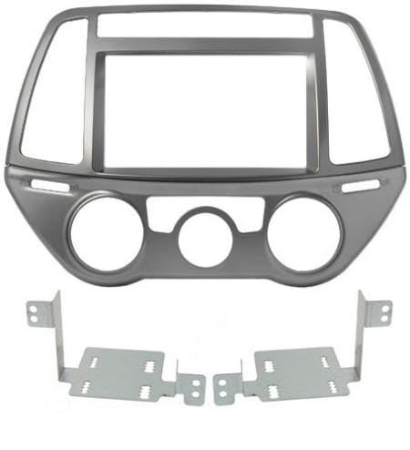Maska za Hyundai i20 (2-DIN, '12-'14)