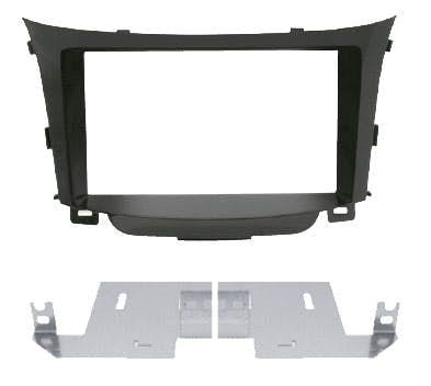Maska za Hyundai i30 (2-DIN, '12-)