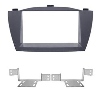 Maska za Hyundai ix35 (2-DIN, '09-'13)