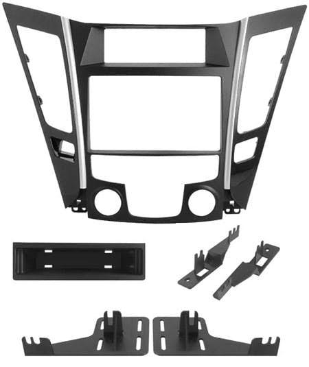 Maska za Hyundai Sonata (1- ali 2-DIN, '11-)