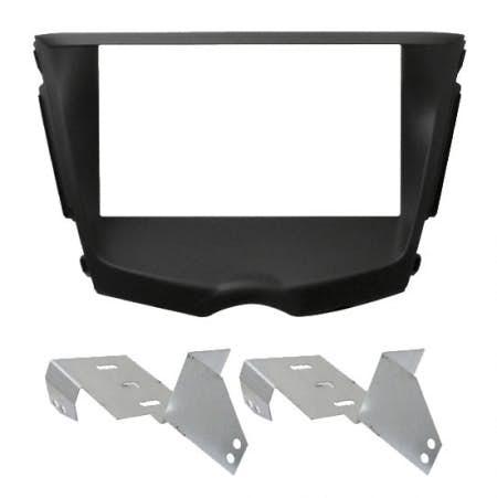 Maska za Hyundai Veloster (2-DIN, '11-)