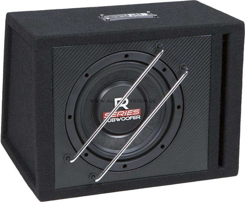 Nizkotonec v ohišju  Audio System R 08 BR