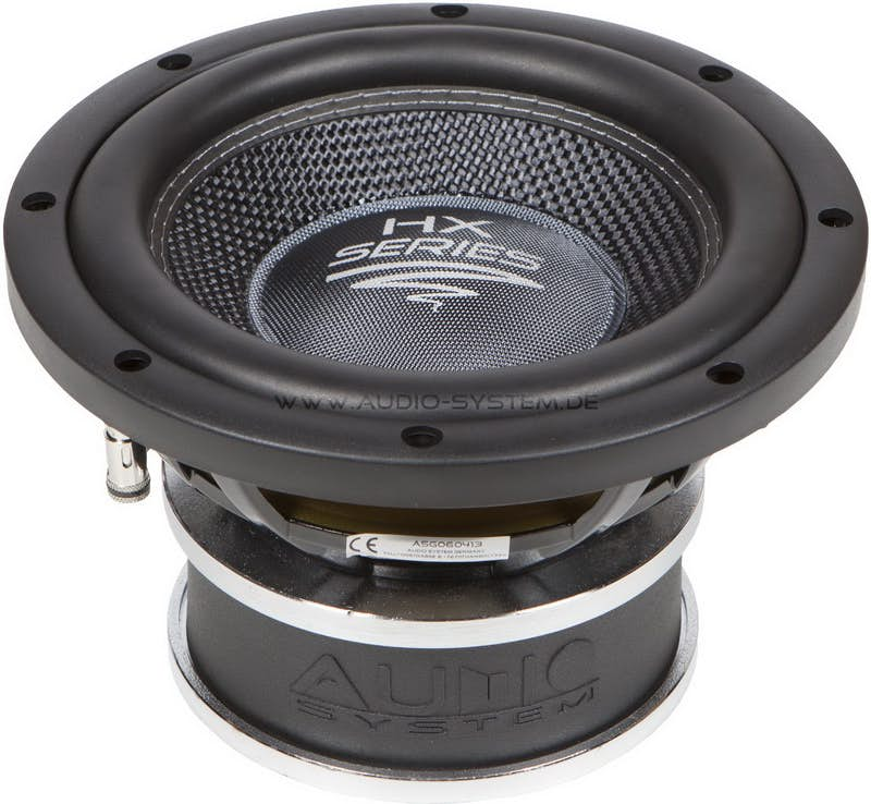 Nizkotonec  Audio System HX 8 SQ