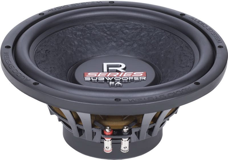 Nizkotonec  Audio System R 12 FA