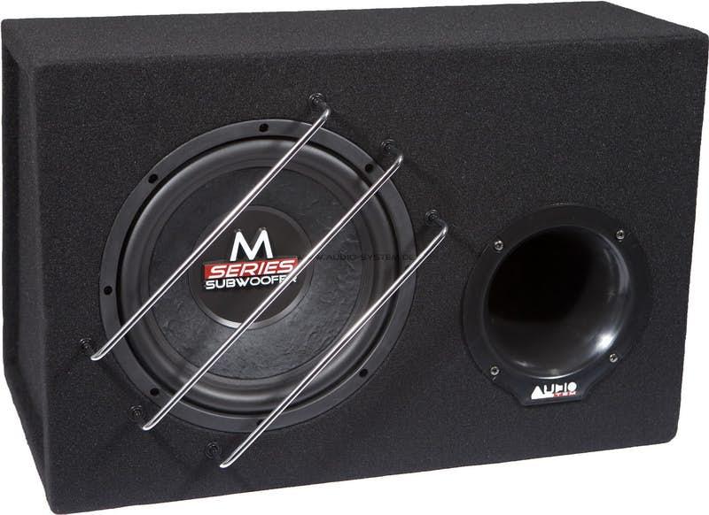 Nizkotonec v ohišju  Audio System M 10 BR