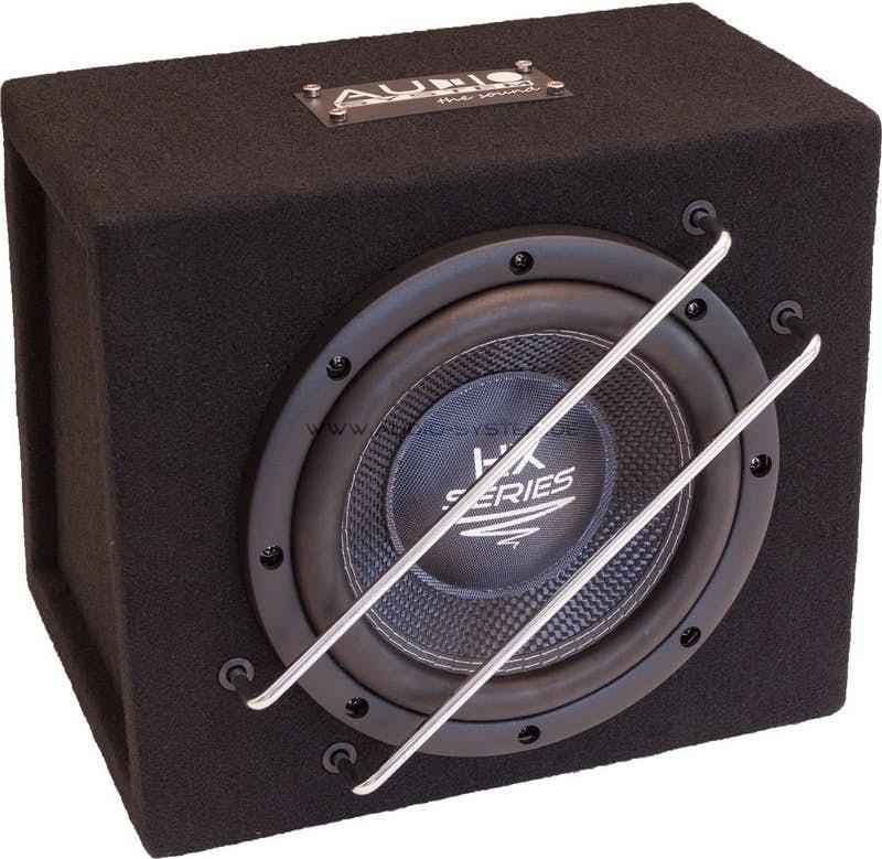 Nizkotonec v ohišju  Audio System HX 8 SQ G
